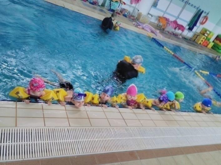 Scuola in acqua